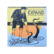 "画像をギャラリービューアに読み込む, NIKKI McCLURE: 2021 CALENDAR ""EXPAND"" HOW WE INTERSECT IS COMMUNITY"