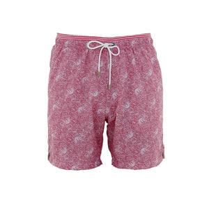 Men's Classic Swimmers - Pink Elephants