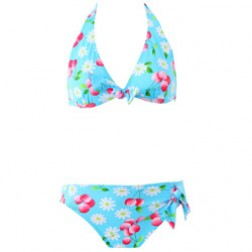 Ladies Bikini - Cherry