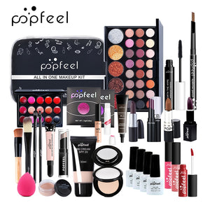 POPFEEL ALL IN ONE MAKEUP COSMETICS SET KIT004(30PCS)