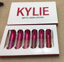Load image into Gallery viewer, 2020 KYLIE matte lipstick+lips pencil makeup lasting waterproof liquid lip gloss kilie lipstick kyliejenner lip  Eye shadow