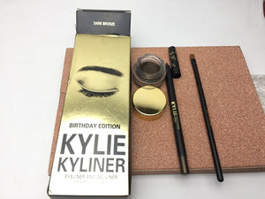 2020 KYLIE matte lipstick+lips pencil makeup lasting waterproof liquid lip gloss kilie lipstick kyliejenner lip  Eye shadow