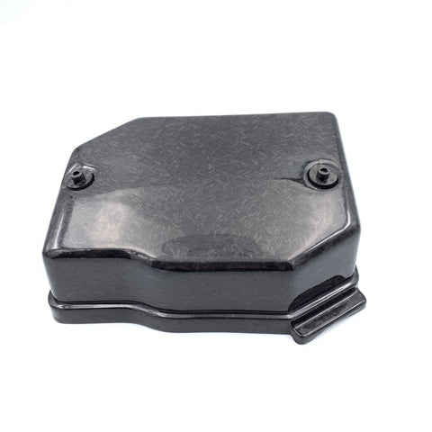 Corn Carbon - Carbon Fiber Fuse Box Cover for SC300/SC400/Soarer