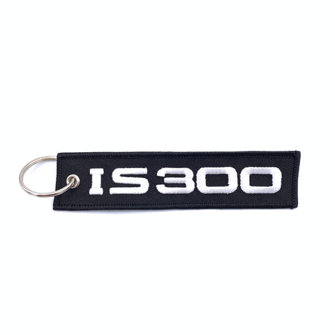 Z30 Concepts Embroidered Key Tag for Lexus IS300