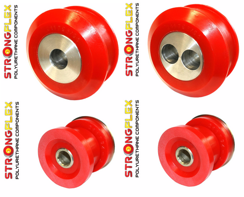 Strongflex Rear Differential Polyurethane Bushing Kit for SC300/SC400/Soarer (Road)