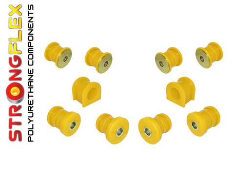 Strongflex Front Control Arm Polyurethane Bushing Kit for SC300/SC400/Soarer (Sport)