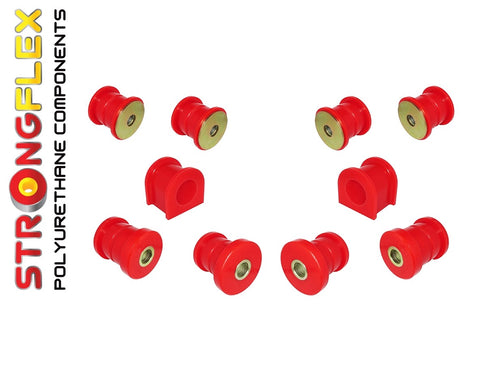 Strongflex Front Control Arm Polyurethane Bushing Kit for SC300/SC400/Soarer (Road)