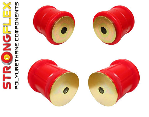 Strongflex Rear Subframe Polyurethane Bushing Kit for SC300/SC400/Soarer (Road)