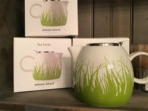 Spring Grass Tea Pot Infuser