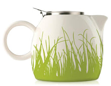 Load image into Gallery viewer, Spring Grass Tea Pot Infuser