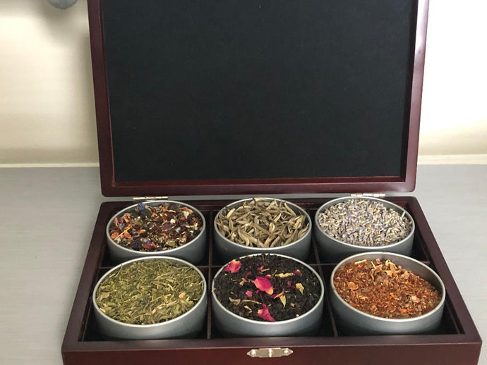 Large Gift Set of Teas