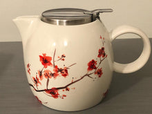 Load image into Gallery viewer, Cherry Blossom Tea Pot Infuser