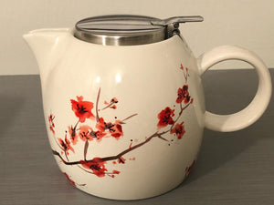 Cherry Blossom Infuser