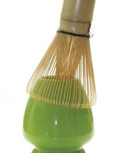 Load image into Gallery viewer, Matcha Whisk Holder - Green/Brown