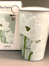 Load image into Gallery viewer, Lotus Tea Infuser
