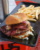 Bacon Pastrami Burger