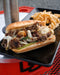New York Style Cheesesteak Sandwich