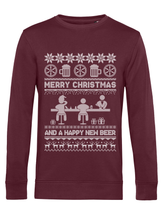 Laden Sie das Bild in den Galerie-Viewer, Kneipenkult Osnabrück Christmas Sweater: Happy New Beer