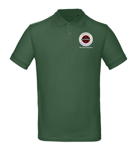 Red Shamrock Polo