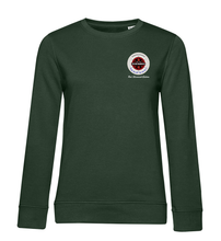 Laden Sie das Bild in den Galerie-Viewer, Red Shamrock Damen Pullover