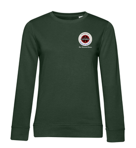Red Shamrock Damen Pullover