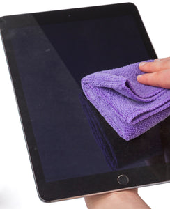 Screen Mom 4-Pack Premium Microfiber Cloths