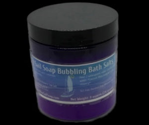 Bubbling Bath Salts - Perky Peppermint