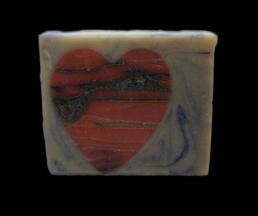 Soap Bar - Hearts On Fire