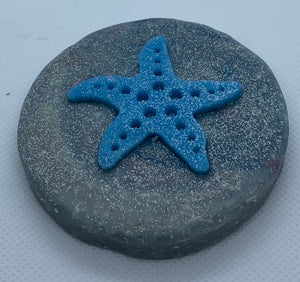 Decorative Soap Circle - Starfish