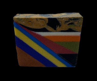 Soap Bar - Striped Royalty