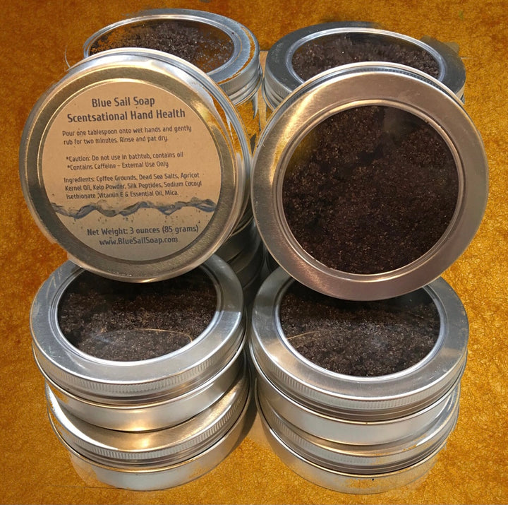 Hand Health Scentsational Coffee Scrub