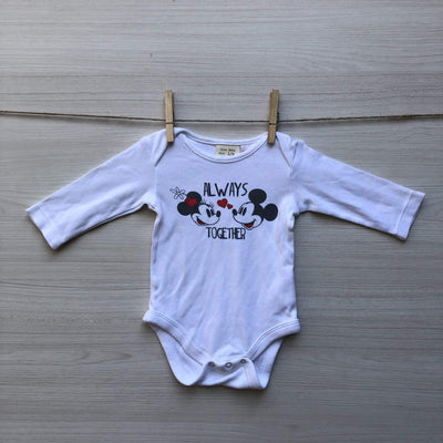 Zara Body/Pilucho BODY ALWAYS TOGETHER 1 A 3 MESES