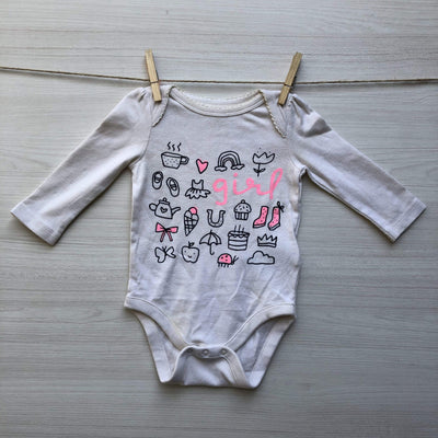 Gap Body/Pilucho BODY GAP ARCOIRIS 3 A 6 MESES