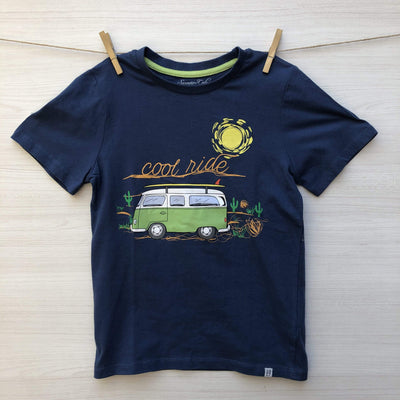 Sovereign Conde Camisas/Poleras POLERA COOL RIDE ESTAMPADA 6 A 8 AÑOS