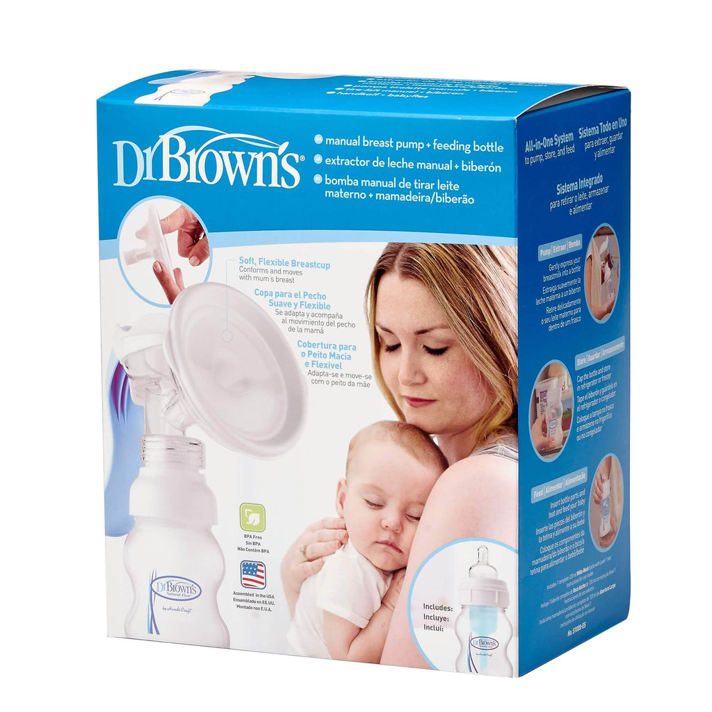Dr. Browns Extractores de Leche EXTRACTOR DE LECHE MANUAL