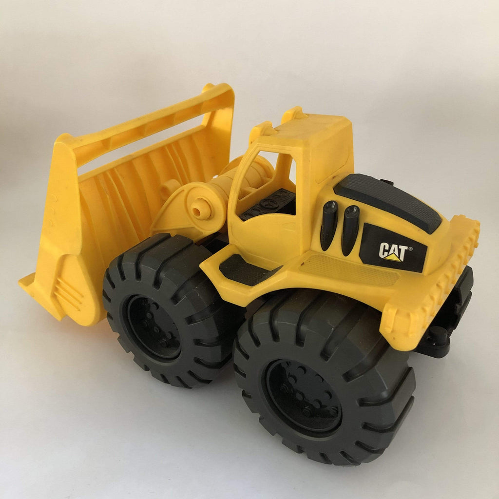 Caterpillar Juguetes TRACTOR RETROEXCAVADOR CAT