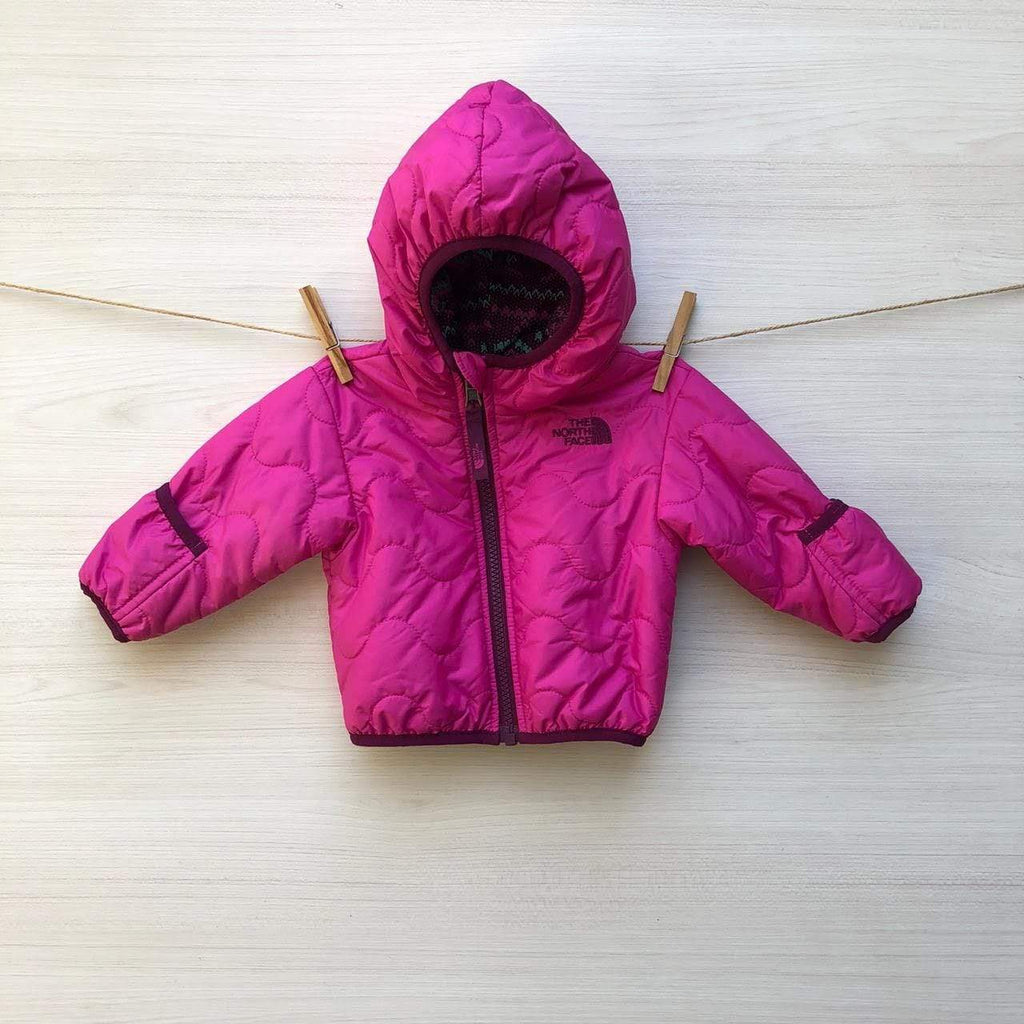 The North Face Parkas/Chaquetas/Abrigos Parka Fucsia The North Face 0 a 3 meses