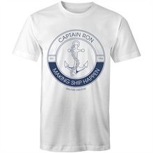 Load image into Gallery viewer, PERSONALISED Anchor - Mens T-Shirt