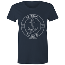 Load image into Gallery viewer, PERSONALISED Anchor - Womens T-Shirt