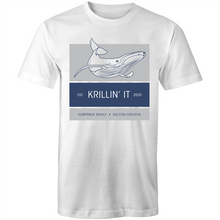 Load image into Gallery viewer, Krillin' It - Mens T-Shirt