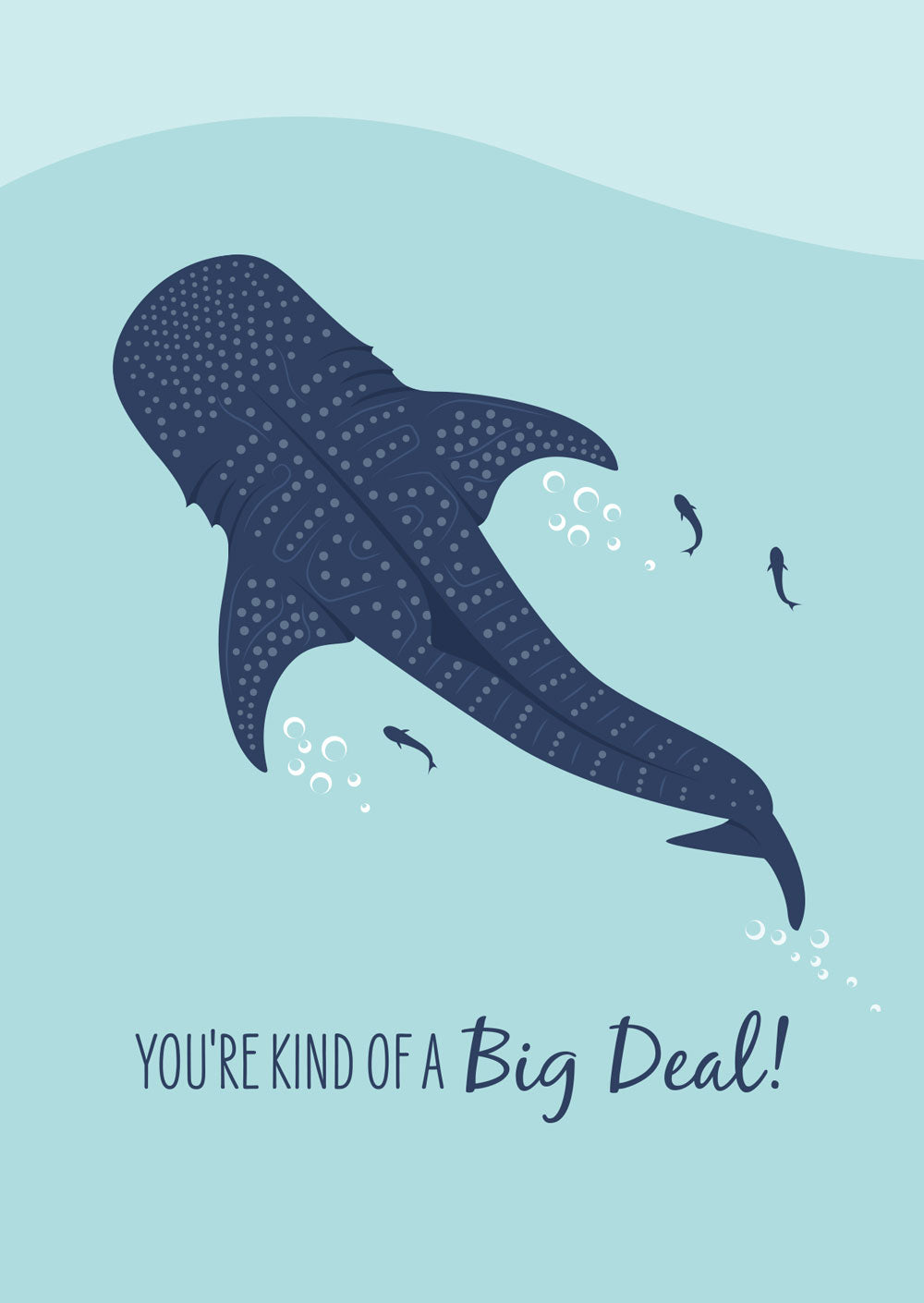 Other Card - Whale Shark