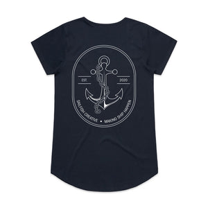 Making Ship Happen - Womens Scoop Neck T-Shirt