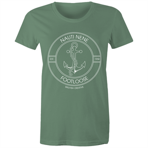 PERSONALISED Anchor - Womens T-Shirt