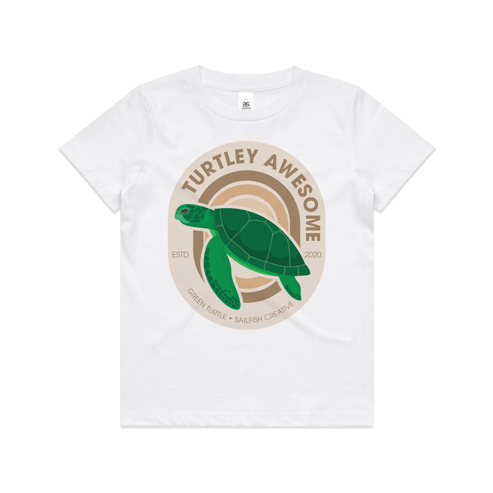Turtley Awesome - Kids T-Shirt
