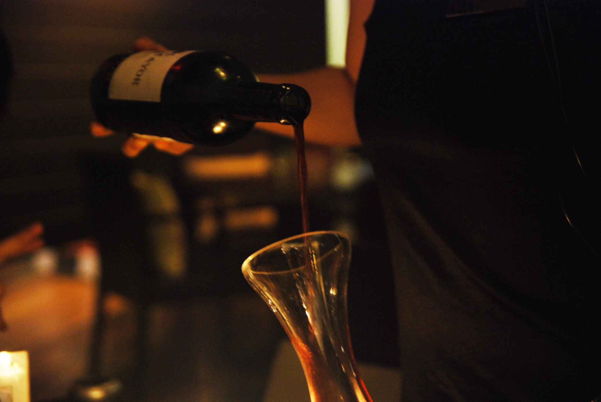 The Science of Decanting