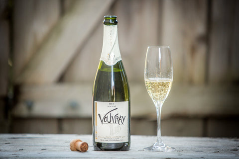 No need to worry about the ingredients in this Vegan Wine | François Pinon Vouvray Brut Non Dosé 2012 Sparkling Wine