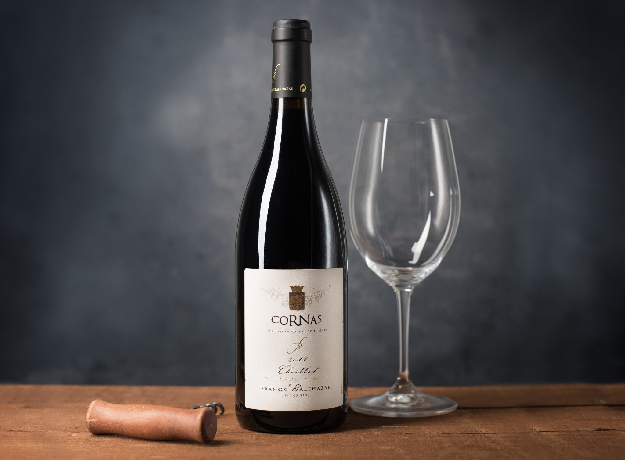 Franck Balthazar Cuvée Chaillot Cornas 2015 - Cellar Direct