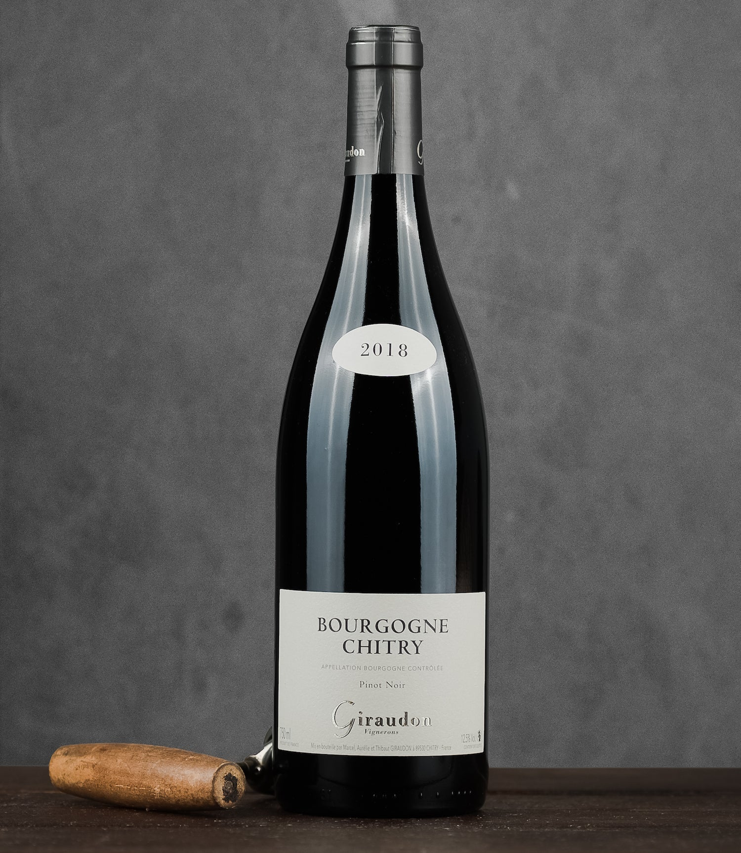 Domaine Giraudon Bourgogne Chitry 2018 - Cellar Direct