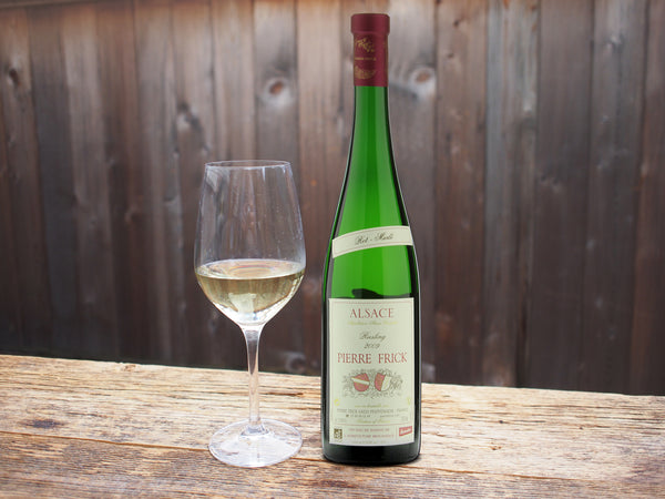 Pierre Frick Riesling Rot Murel 2014 - Cellar Direct