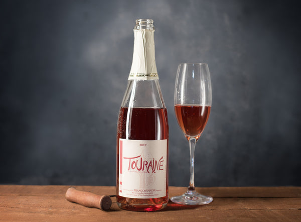 François Pinon Rosé Pétillant Naturel 2015 - Cellar Direct
